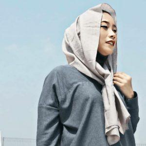 Tren hijab 2018 katun rubi