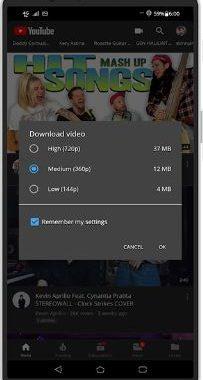 cara menurunkan kualitas video di youtube