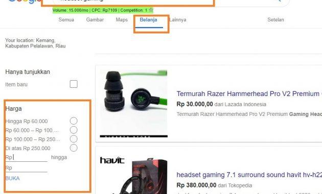 tips trik memilih headset gaming terbaik