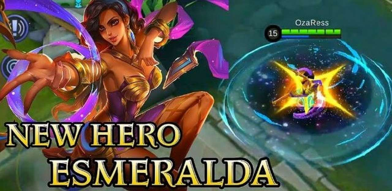 build esmeralda mage