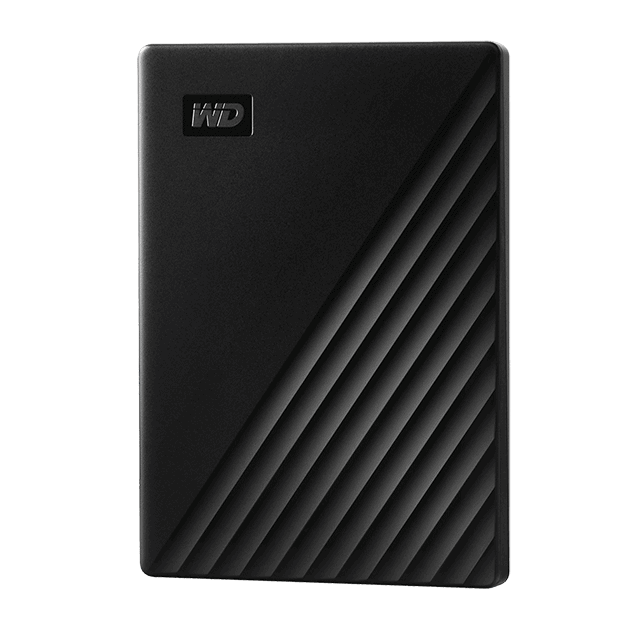 Western Digital My Passport Hardisk External 1 TB